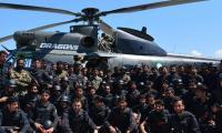 War on terror: 1,655 cops sacrificed lives in KP