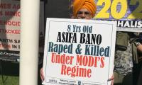 Thousands demonstrate against Modi in London