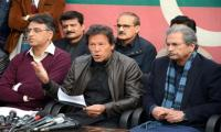 Other parties must act against vote-selling MPs: Imran