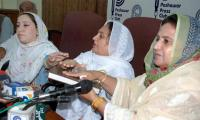 Three  PTI women MPAs spurn allegations of vote-selling