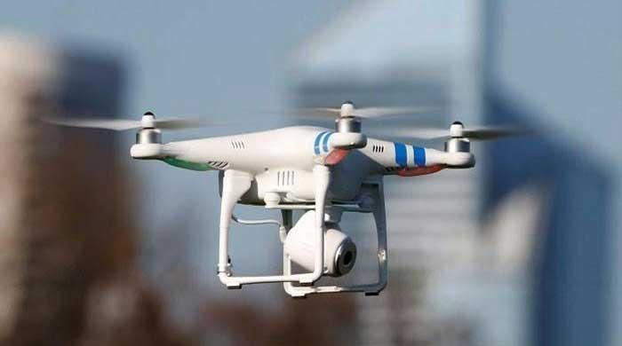 'Toy drone' shot down near Saudi palaces