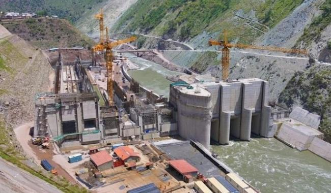 Government completes mega projects in five years