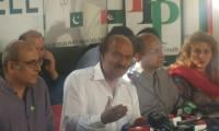 Veteran TV actor Sajid Hasan joins PPP with wife and brother