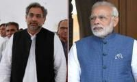Pak, Indian PMs had brief chat during CHOGM in London