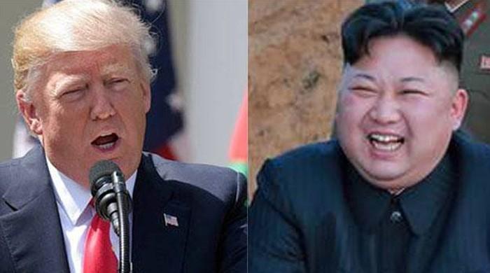 Trump praises Kim