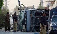 10 security men martyred in Quetta