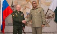 Russian Army chief hails Pak Army's achievements