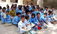 Pakistan's literacy rate stands at 58pc