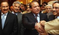 Kh Asif spills the beans over secret Zardari-Nawaz meeting