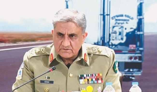 Military under Bajwa reaching out to India but New Delhi hostile: RUSI