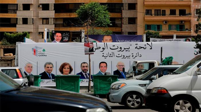Polls open in Lebanon's first general election in 9yrs