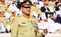 Gen Bajwa confirms death to 11 terrorists
