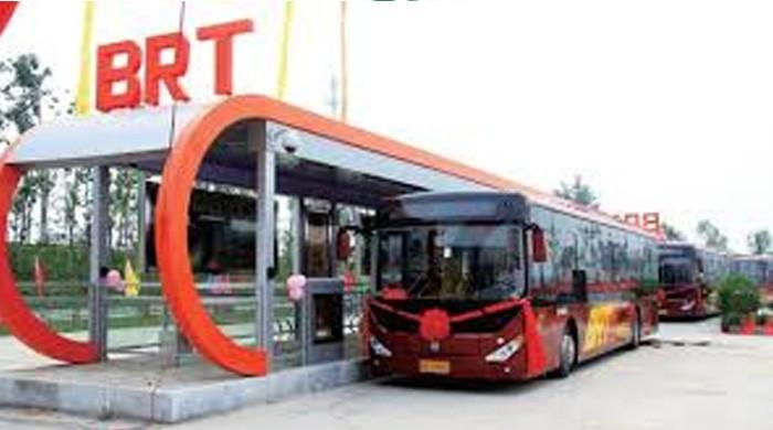 KP govt fails to complete BRT project in its tenure