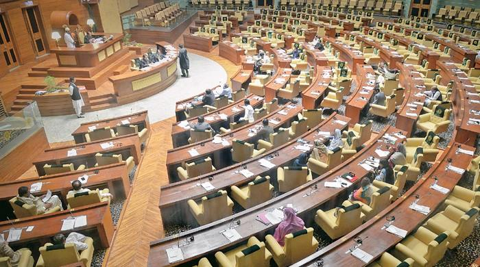 Opposition irked by ministers' absence from budget debate