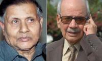Asghar Khan case: Beg, Durrani appear before FIA panel