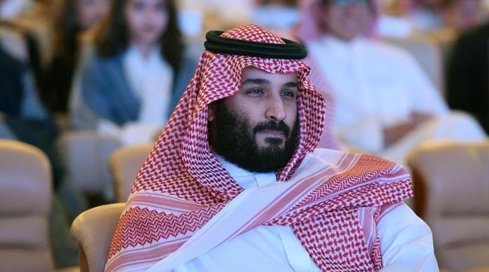 Where is Mohammad bin Salman?