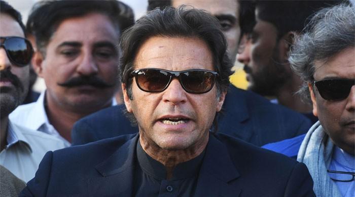 Imran says his hospital's credibility intact despite attacks