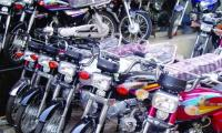 Motorcycles' prices continue to rise