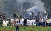 Cuba begins mourning for airliner crash victims