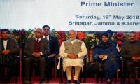 Modi inaugurates Kishanganga dam