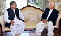 Caretaker PM can be a man or a woman: Khursheed