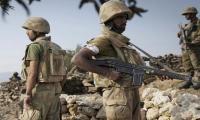 Six terrorists killed in retaliatory fire on Pak-Afghan border: ISPR