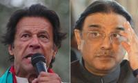 Zardari, Imran's nomination papers challenged