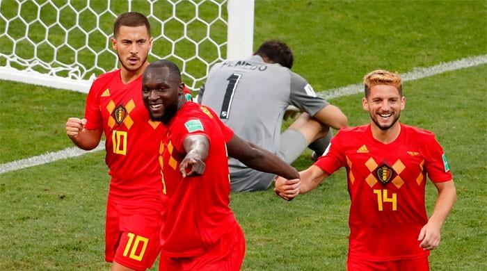 Lukaku shines as Belgium prove too strong for Panama