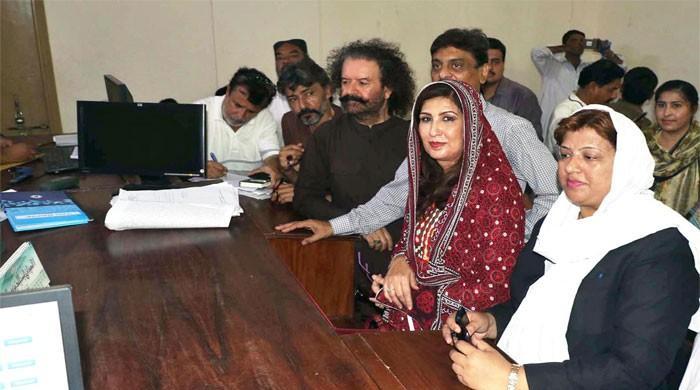 Nomination forms of Shehla Raza, Rauf Siddiqui, Haleem Adil approved