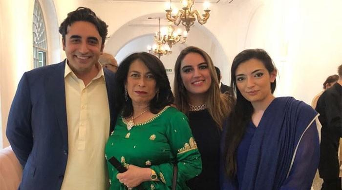 Sanam Bhutto says Bilawal can steer Pakistan in right direction