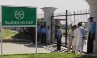 Vacate 40 kanals of land within a week, orders IHC