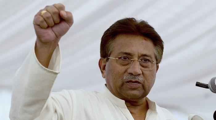 Left chairmanship, not politics: Musharraf