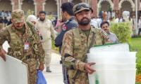 Election duties: Impossible for Army to spare 350,000 personnel: ex-generals
