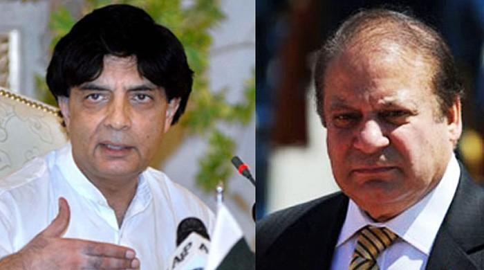 Nawaz vetoes party's recommendation to not contest against Nisar