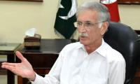 Mobile video of Pervez Khattak sparks controversy