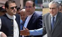 NAB decides to bring Hassan, Husain, Dar through Interpol