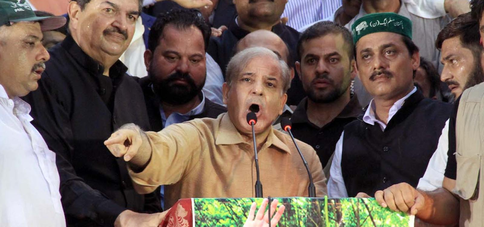 Odds are in Shehbaz's favour for NA-249 seat as ANP and JUI-F put their weight behind him