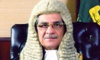 CJ says no one's self respect be undermined: SC halts action against Zardari