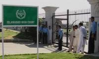 Most senior judge not made part of IHC bench