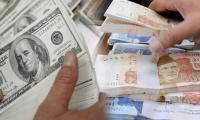 Rupee plunges, stocks slide