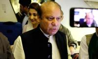 Nawaz Sharif sternly handled at Islamabad Airport