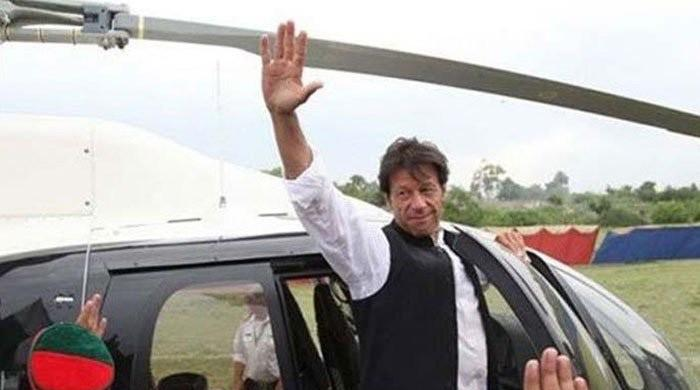 Helicopter case: Imran seeks time till polls to join NAB inquiry
