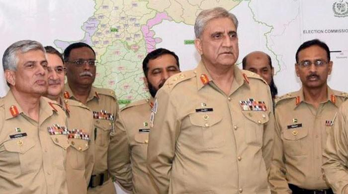 Election 2018: Army to remain within mandate