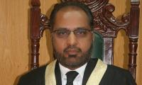 IHC CJ approached for choice benches: Justice Siddiqui