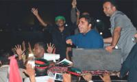 Imran in a fix after watching empty chairs in rally: Bilawal