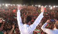 Welcoming Naya Pakistan