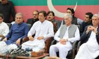 PTI claims to have mustered 172 MPs' support
