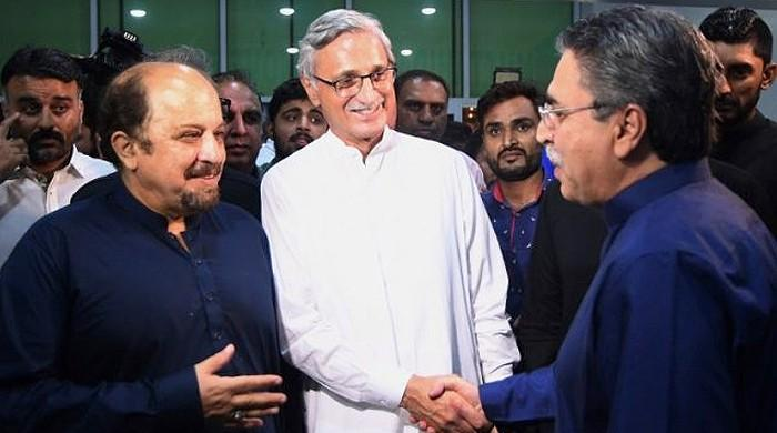 PTI leader's remarks on MQM alliance sparks controversy