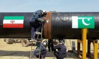 No objection to Iran-Pakistan gas project: EU
