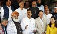 Opposition parties protest 'rigging' today